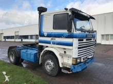 cabeza tractora Scania H 112 320 full steel