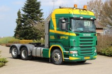 cabeza tractora Scania R470 !!352dkm!!FULL STEEL!!RETARDER!!BIG AXLE!!S