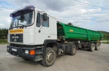 tracteur MAN 19.422
