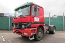 cabeza tractora Mercedes 2040 4x4 BB - ALLRAD Kipphydraulik