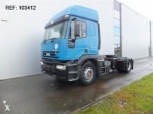 cabeza tractora Iveco EUROTECH 440E34 MANUAL