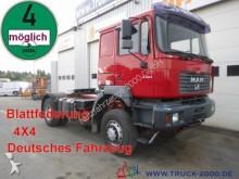 cabeza tractora MAN 18.460 4x4 Blattfederung Schalter Deutscher LKW