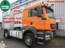 MAN TGS 18.540 4x4 Schaltgetriebe*Retarder*Hydrau tractor unit