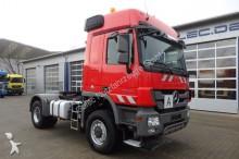 cabeza tractora Mercedes Actros 2044 4x4 Euro5 mit Kipphydraulik