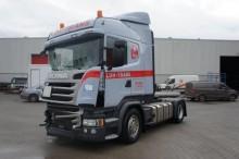 Scania R410 Highline Automatic + Retarder Euro 6 tractor unit