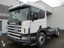 tracteur Scania P 114 G 340