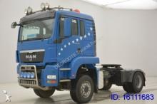tracteur MAN TGS 18.430 - 4x4