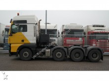 tracteur MAN TGX 41.540 8X4 MANUAL GEARBOX HEAVY LOAD