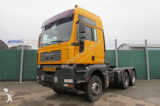Tracteur MAN TGA 33.530 6x4 BLS - 90 to Nr. 017