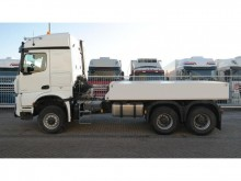 Mercedes Arocs 3352 180 tons push and pull HEAVY DUTY 6X6 tractor unit