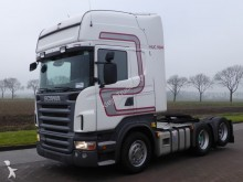 cabeza tractora Scania R420 6X2 MANUAL RETARDER