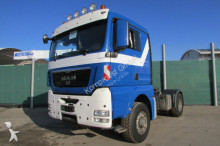 cabeza tractora MAN TGX 18.480 4x4H BLS-Hydrodrive-Kipphydraulik