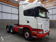 trattore Scania G440 EURO 5 HIGHLINE 6 X 4 TRACTOR UNIT - 2011 - FN61 UVL