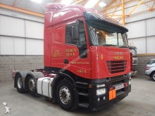 Iveco STRALIS ACTIVE SPACE 6 X 2 TRACTOR UNIT - 2007 - EU56 OYE tractor unit