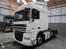 DAF XF105, 410 EURO 5 SPACE CAB 6 X 2 TRACTOR UNIT - 2008 - YJ08 AVO tractor unit