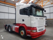 Scania R440 TAG tractor unit