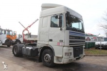 DAF XF 95 380 - EURO 2 - MANUAL PUMP - MANUAL GEARBO tractor unit