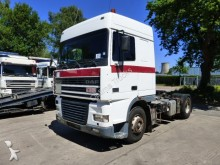 tracteur DAF XF 95 380 Spacecab 598000 km CAMION BELGE EURO 2