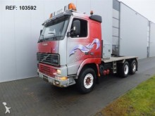 Volvo FH16.470 MANUAL FULL STEEL HUB REDUCTION tractor unit