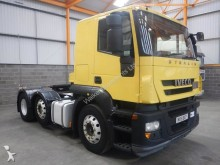 Iveco STRALIS 460 EURO 5 ACTIVE TIME PET REGS/ADR SPEC 6 X 2 TRACTOR U tractor unit