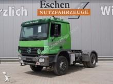 cabeza tractora Mercedes 2041 AS, Klima, Kipphydraulik
