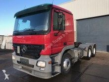 cabeza tractora Mercedes Actros 2641 LS 6x4 -German Truck - Manual gearbo