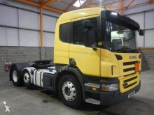 Scania P400 EURO 5 PET REGS 6 X 2 TRACTOR UNIT - 2011 - NJ61 OSN tractor unit