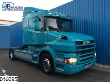 Scania T 500 orpedo, V 8, Manual, Rearder, Airco tractor unit
