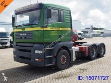 MAN TGA 26.460 XL - 6 X 4 RETARDER tractor unit