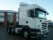 Scania R440 tractor unit