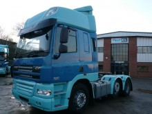 DAF CF85 SPACE CAB TRACTOR UNIT 2012 PX12 ZYB tractor unit