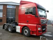 trattore MAN TGX 26.480 Eu6 TAG AXLE TRACTOR UNIT 2014 SV14 KTE