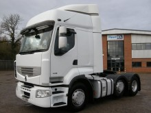 cabeza tractora Renault PREMIUM PRIVILEGE 460 DXI TRACTOR UNIT 2012 LK62 BBN