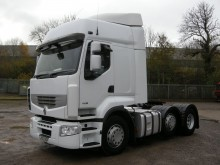 cabeza tractora Renault PREMIUM PRIVILEGE 460 DXI TRACTOR UNIT 2012 LK62 BDF