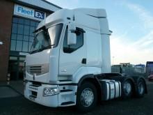 Renault PREMIUM PRIVILEGE 460 DXI TRACTOR UNIT 2012 PO62 HFR tractor unit
