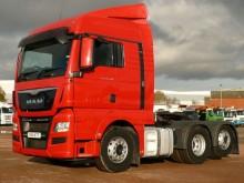 cabeza tractora MAN TGX 26.480 Eu6 TAG AXLE TRACTOR UNIT 2014 SV14 KTF