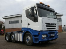 Iveco STRALIS 500 TRACTOR UNIT 2009 WX59 BFE tractor unit