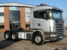 Scania R144 460 TRACTOR UNIT 1999 S500 WTS tractor unit