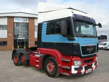 MAN TGS 24.440 EURO 5 LX TRACTOR UNIT 2011 SF11 BXA tractor unit