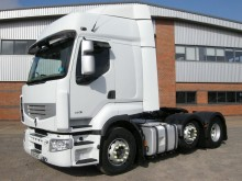 cabeza tractora Renault PREMIUM PRIVILEGE 460 DXI TRACTOR UNIT 2011 EU11 CHX