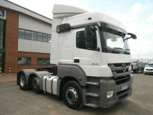 Mercedes AXOR 2543 TRACTOR UNIT 2011 HY61 TUO tractor unit