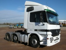 trattore Mercedes ACTROS 2544 LONG DISTANCE TRACTOR UNIT 2007 FX56 HNL