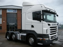 Scania R440 HIGHLINE TRACTOR UNIT 2011 PE11 YDF tractor unit