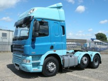 DAF CF85 SPACE CAB TRACTOR UNIT 2011 PX11 OAA tractor unit