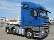 Mercedes ACTROS 2546 MEGASPACE TRACTOR UNIT 2011 AV60 XKP tractor unit