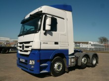 Mercedes ACTROS 2546 MEGASPACE TRACTOR UNIT 2010 AY10 WYC tractor unit