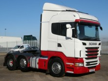 Scania R440 HIGHLINE TRACTOR UNIT 2011 KX11 BBZ tractor unit
