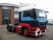 MAN TGS 24.440 EURO 5 LX TRACTOR UNIT 2011 SF11 BXC tractor unit