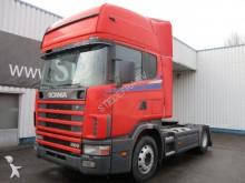 cabeza tractora Scania R 124 L400 Topline , Aico