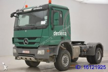 Mercedes Actros 2044AS - 4X4 tractor unit